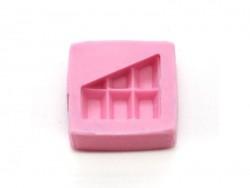 Acheter Moule moitié de tablette de chocolat en silicone - 5,15€ en ligne sur La Petite Epicerie - 100% Loisirs créatifs