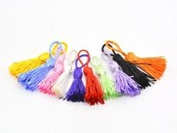 Acheter Lot de 10 pompons 5,5 cm - 4,50€ en ligne sur La Petite Epicerie - Loisirs créatifs