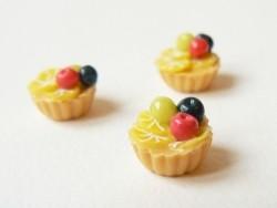 Tarte aux fruits / cupcake  - 2