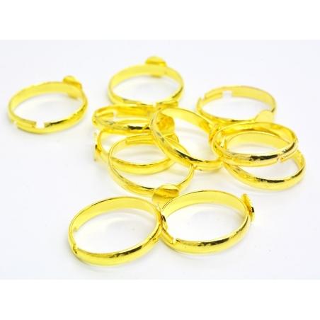 1 ring blank - golden