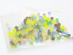 Acheter 200 perles de rocailles 2mm - couleurs automnales - 0,69€ en ligne sur La Petite Epicerie - Loisirs créatifs