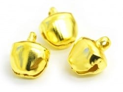 Acheter 1 pendentif grelot - doré - 0,19€ en ligne sur La Petite Epicerie - Loisirs créatifs