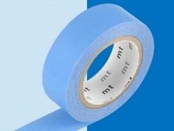 Einfarbiges Masking Tape - himmelblau