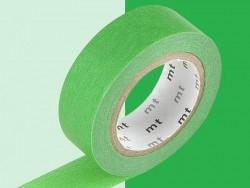 Einfarbiges Masking Tape - grün