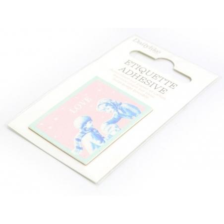 Iron-on patch / sticker - Love