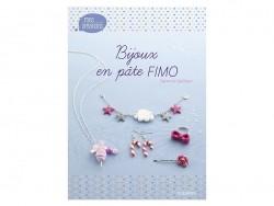 """French book """" Bijoux en pâte Fimo - Carine Le Guilloux"""""""