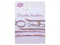 "Französisches Buch "" Bracelets brésiliens"""