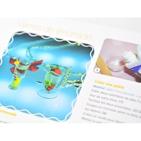 Acheter Livre Bijoux sucrés - nouvelles créations en pâte polymère - 15,50€ en ligne sur La Petite Epicerie - 100% Loisirs c...
