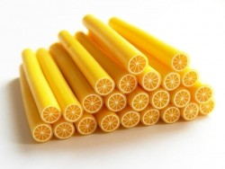 Acheter Cane citron - en pâte polymère - 0,99€ en ligne sur La Petite Epicerie - 100% Loisirs créatifs
