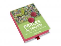 """French book """"Coffret  à tiroir - Perles de rocaille"""""""