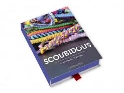 Coffret livre à tiroir - Scoubidous