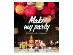 "Französisches Buch ""Make My Party"""