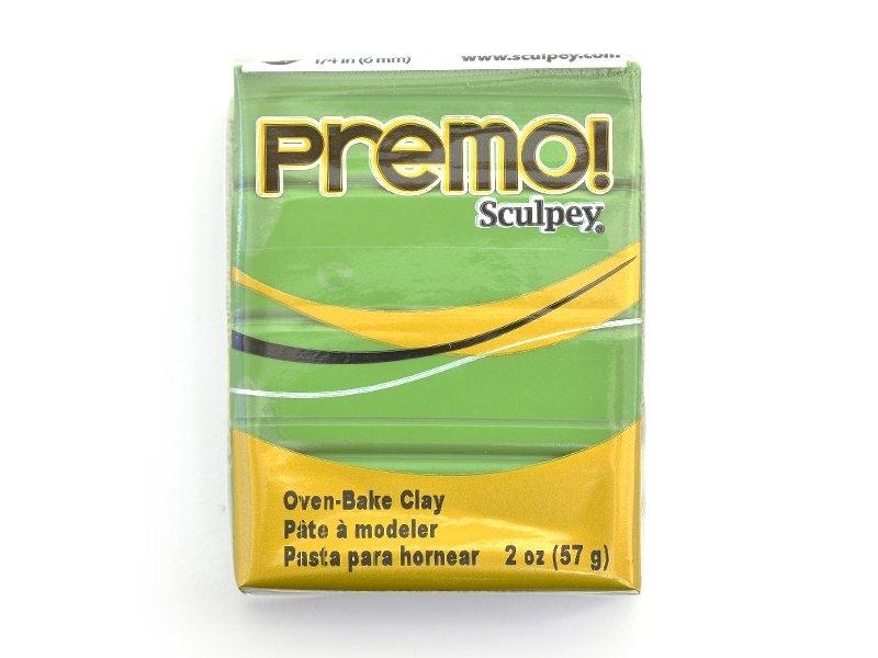 PREMO! Clay Sculpey - Spanish Olive