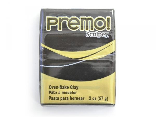 Acheter Pâte PREMO! Sculpey - Noir - 2,49€ en ligne sur La Petite Epicerie - Loisirs créatifs