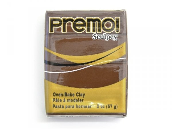 Pâte PREMO! Sculpey - Chocolat