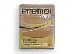PREMO!-Modelliermasse Sculpey - Ockerfarben