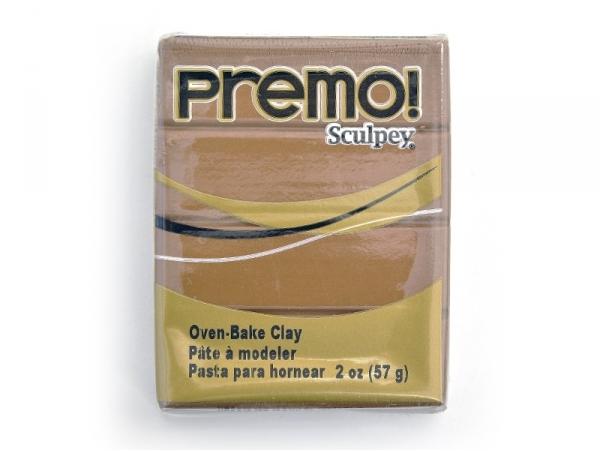PREMO! Clay Sculpey - Raw Sienna