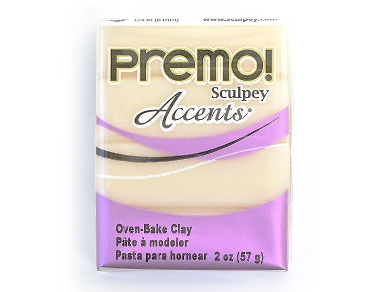 Acheter Pâte PREMO! Accents - Translucide - 2,29€ en ligne sur La Petite Epicerie - Loisirs créatifs