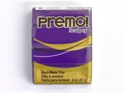 PREMO! Clay Sculpey - Electric Violet