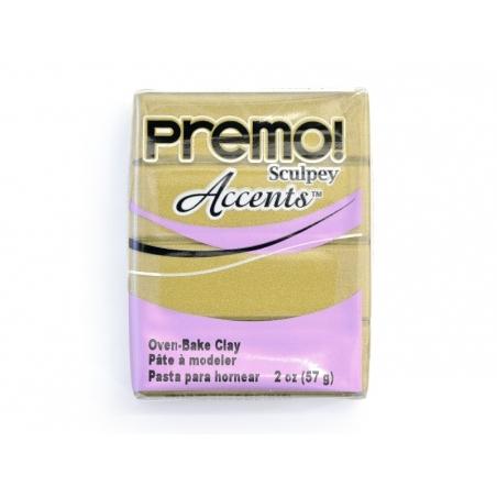 Acheter Pâte PREMO! Accents - Or antique - 2,29€ en ligne sur La Petite Epicerie - Loisirs créatifs
