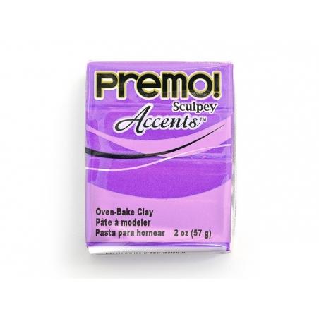 PREMO! Clay Accents - Purple Pearl