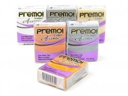 PREMO! Clay Accents - Translucent Blue