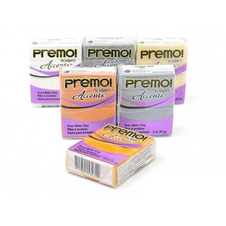 Acheter Pâte PREMO! Accents - Doré - 2,29€ en ligne sur La Petite Epicerie - 100% Loisirs créatifs