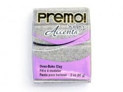 Pâte PREMO! Accents - Granite gris