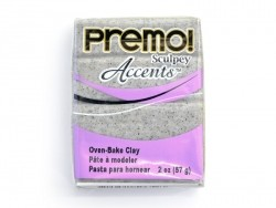 PREMO! Clay Accents - Grey Granite