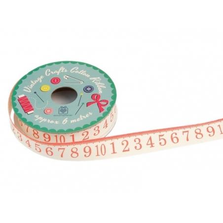 Ribbon (6 m) - measuring tape