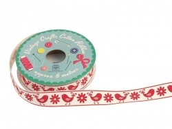Ribbon (6 m) - birds