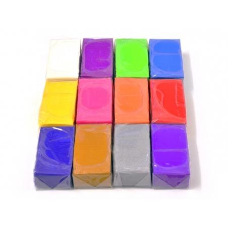 12 Piece Sculpey Clay Multipack - Brights