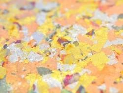 Metal leaf - flakes