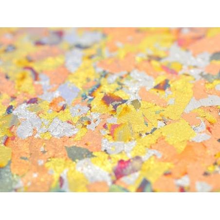 Métal en feuilles - flocons
