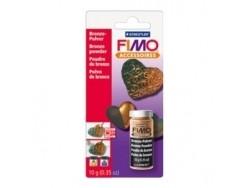 Poudre de bronze Fimo - 1
