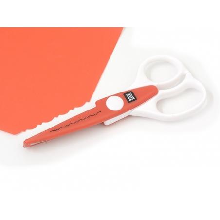 Acheter Ciseaux cranteurs - VAGUES VINTAGE - 2,99€ en ligne sur La Petite Epicerie - 100% Loisirs créatifs