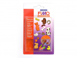 Moule extra flexible - Animaux