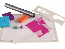 Multifunction modelling mat