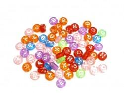 200 alphabet beads