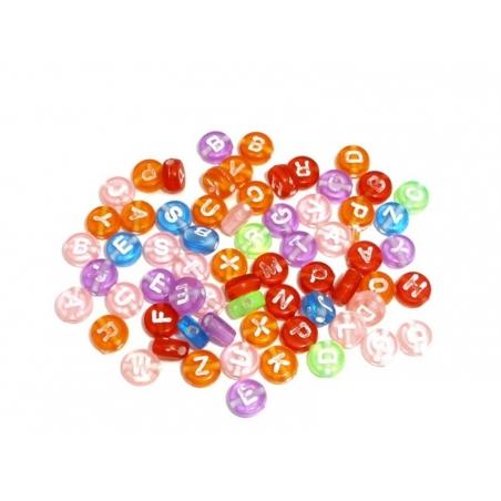 Acheter 200 perles alphabet - 4,99€ en ligne sur La Petite Epicerie - 100% Loisirs créatifs