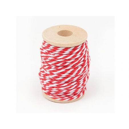 Red Baker's Twine - 15 m