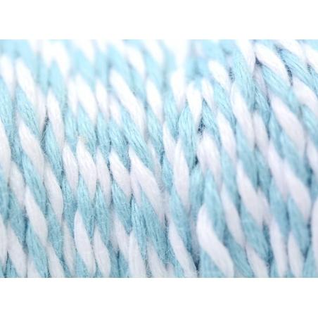 Acheter Ficelle baker twine bleue - 15 m - 3,75€ en ligne sur La Petite Epicerie - 100% Loisirs créatifs