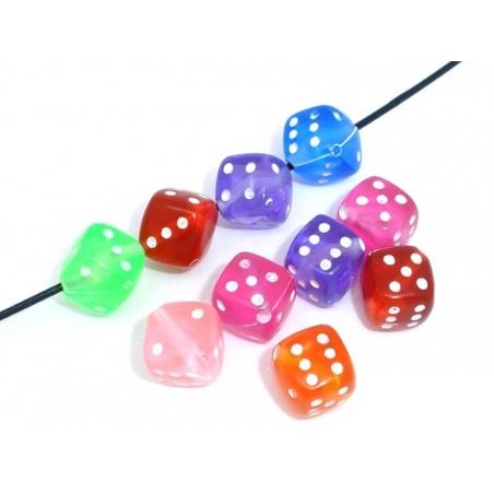 20 perles dés  - 1