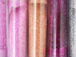 Lot de 30 tubes de paillettes