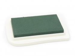 Encreur pour textile - vert foncé