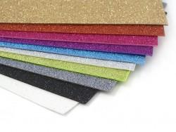 Acheter Set de 10 plaques de mousse à paillettes - 8,99€ en ligne sur La Petite Epicerie - Loisirs créatifs