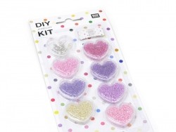 Acheter Assortiment de perles de rocailles - tons roses - DIY jewelry kit - - 5,80€ en ligne sur La Petite Epicerie - Loisir...