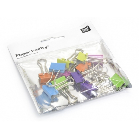 Acheter 12 pinces à dessin - couleurs vives - 2,29€ en ligne sur La Petite Epicerie - Loisirs créatifs