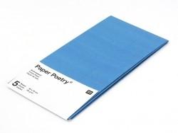 Acheter 5 feuilles de papier de soie - Bleu pétrôle - 1,49€ en ligne sur La Petite Epicerie - Loisirs créatifs
