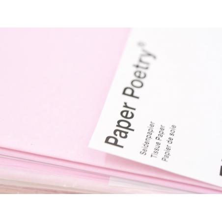 Acheter 5 feuilles de papier de soie - rose pâle - 1,49€ en ligne sur La Petite Epicerie - 100% Loisirs créatifs
